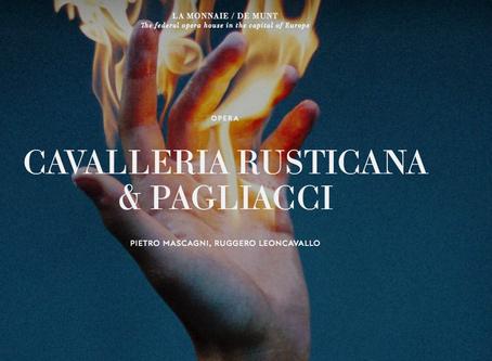 CARLA TETI, ALESSANDRO CARLETTI | Cavalleria rusticana/I Pagliacci
