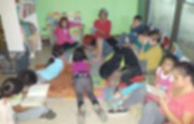 biblioteca con niños.599a7a56ad7898138c