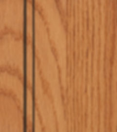 Cabinets: Medium with Graphite Highlight on Red Oak