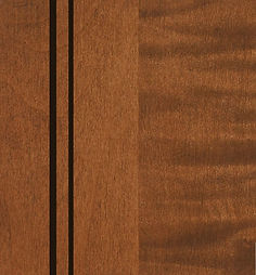 Cabinets: Spice with Van Dyke Glaze on Maple