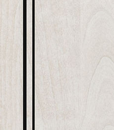 Cabinets: Cotton with Black Glaze on Alder (Clear)