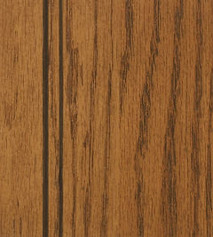 Cabinets: Autumn with Graphite Highlight on Red Oak