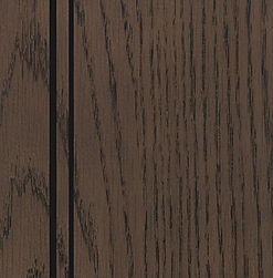 Cabinets: Silas with Black Glaze on Red Oak