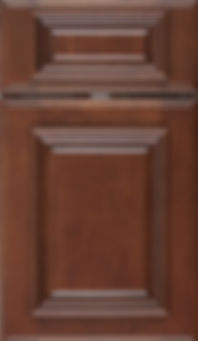 Cabinets: Cayenne on Maple Montgomery Door Raised Panel Door Styles