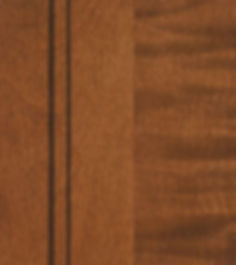 Cabinets: Spice with Graphite Highlight on Maple