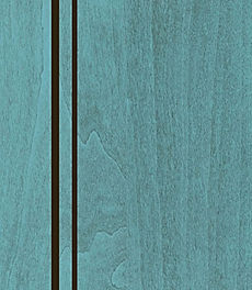 Cabinets: Aqua with Mocha Glaze on Alder (Clear)