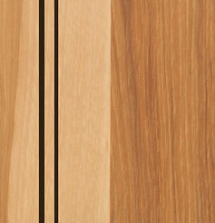 Cabinets: Natural with Mocha Glaze on Hickory