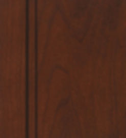 Cabinets: Bourbon with Graphite Highlight on Cherry
