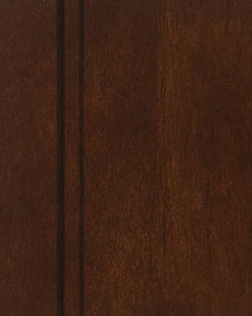 Cabinets: Umber with Graphite Highlight on Alder (Clear)