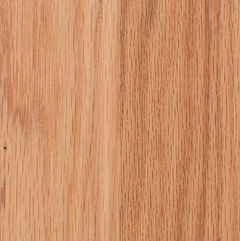 Cabinets: Natural on Red Oak