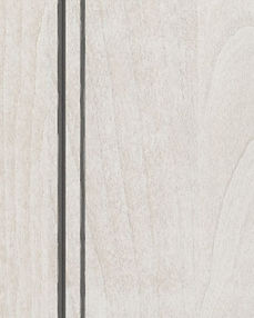 Cabinets: Cotton with Graphite Highlight on Alder (Clear)