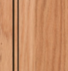 Cabinets: Natural with Mocha Glaze on Red Oak