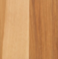 Cabinets: Natural on Hickory