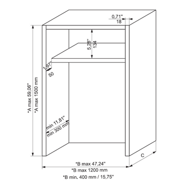 Roll Up Door Without Bottom