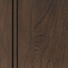 Cabinets: Silas with Black Glaze on Cherry