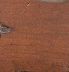 Cabinets: Rosewood - Weathered on Cherry weathered