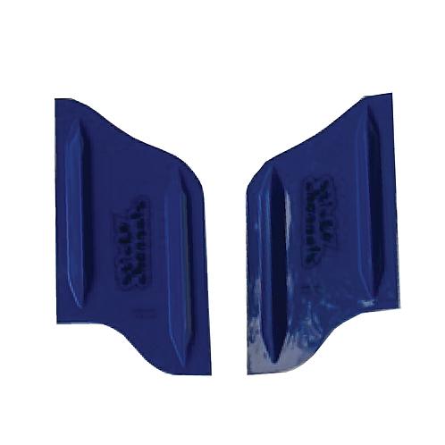 Blue Sticky Channel Mini's