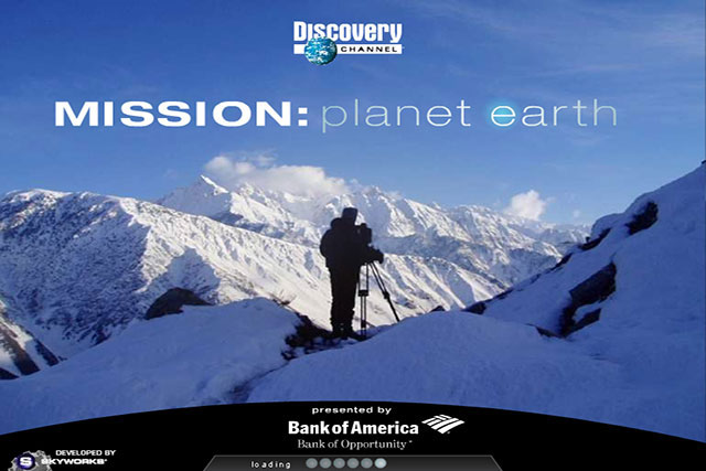 Discovery Mission Planet Earth