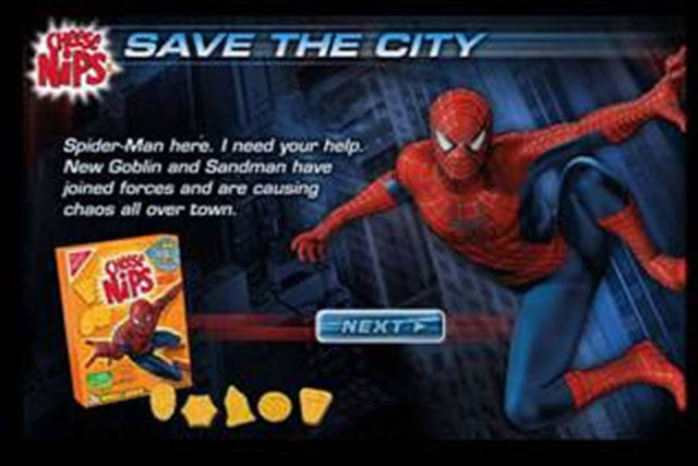 Spider-Man Save the City