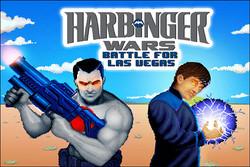 Harbinger Wars Battle for Las Vegas