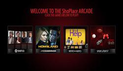 Showtime's ShoPlace Arcade