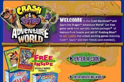 Crash & Spyro's Adventure World