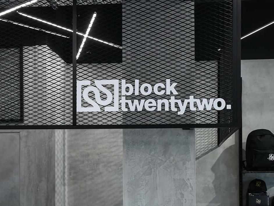 Block twentytwo