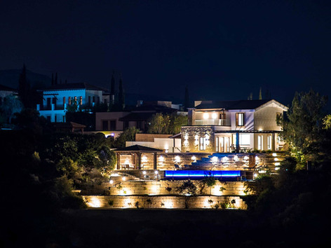 Private Residence at Aphrodite Hills