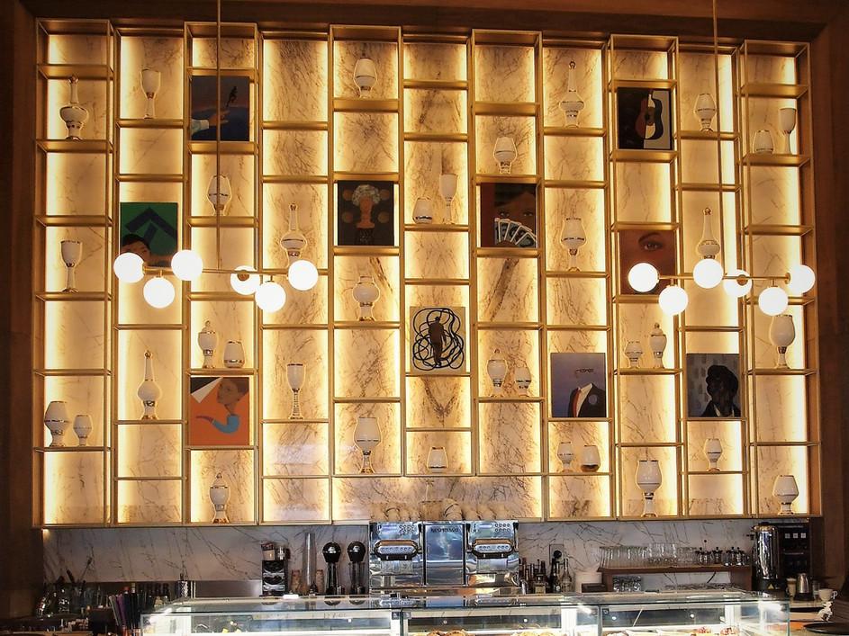 Dolce Cafe Radisson Blu Hotel