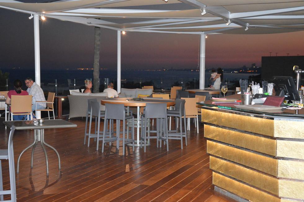 Captain's Bar Terrace