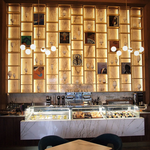 Dolce Cafe @ Radisson Blu Hotel