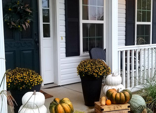 FALL.. in love with your home