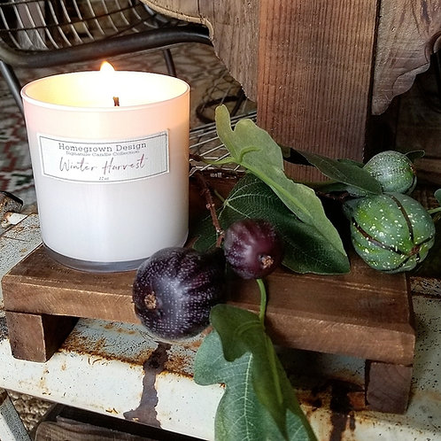 """Signature Collection Candle """"Winter Harvest"""""""