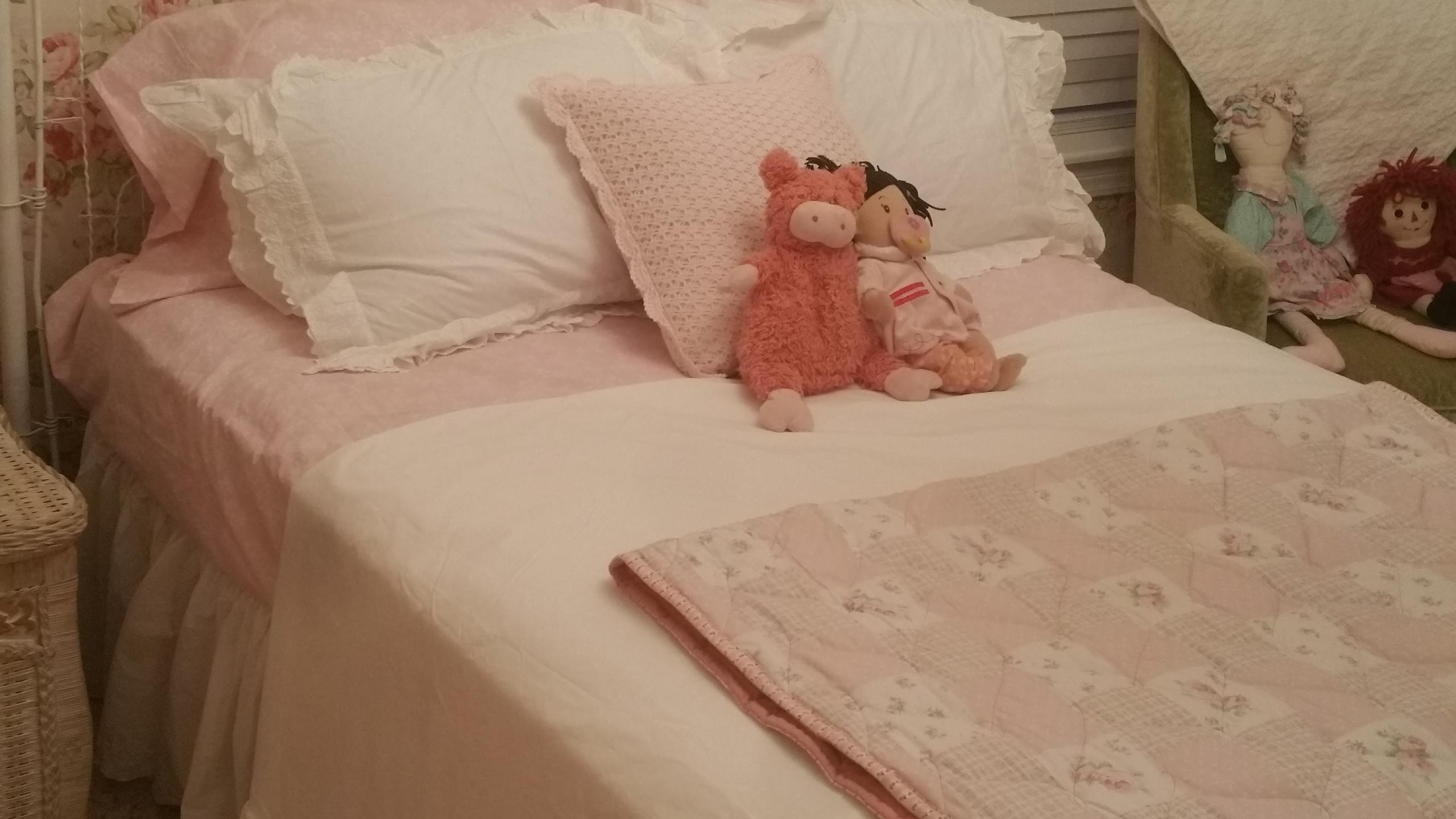 Sissy's Bed
