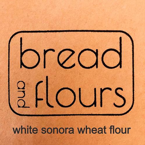 Bread and Flours - 2lbs Stone Milled White Sonora Flour