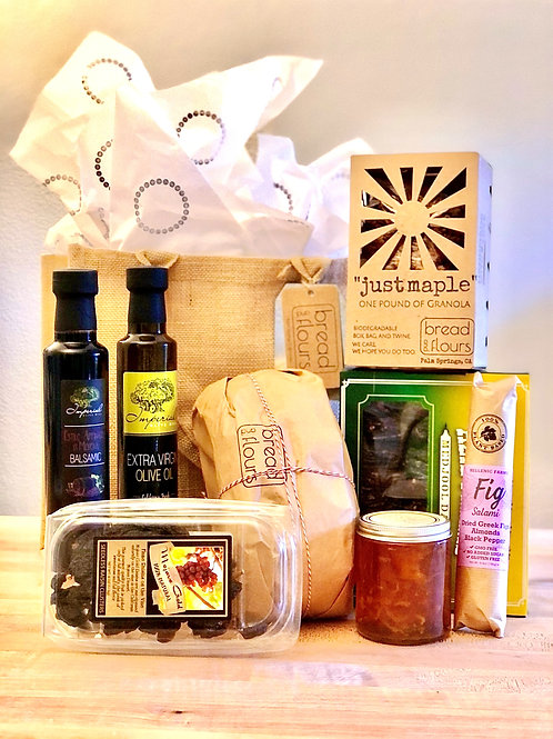 The Ultimate Artisan Foods Gift Bag