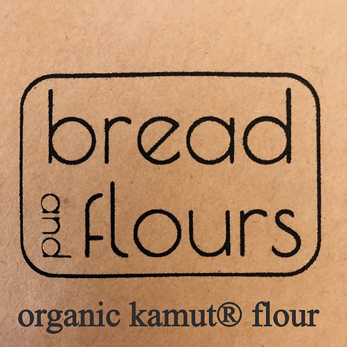 Bread and Flours - House Milled Organic Kamut® Flour