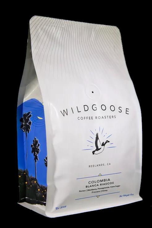 Wild Goose Coffee Roasters - Columbia Blanca Riascos