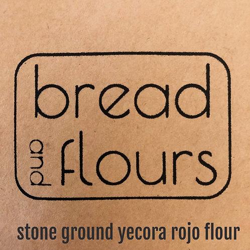 Bread and Flours - 2 lbs Stone Milled Yecora Rojo Flour