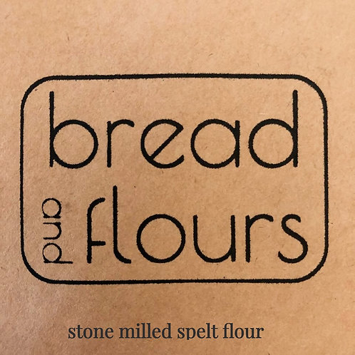 Bread and Flours - Stone Milled Spelt Flour
