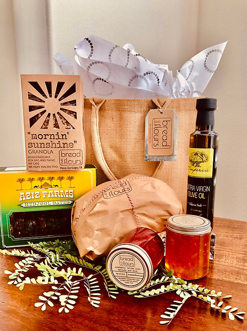 Local Artisan Foods Gift Bag