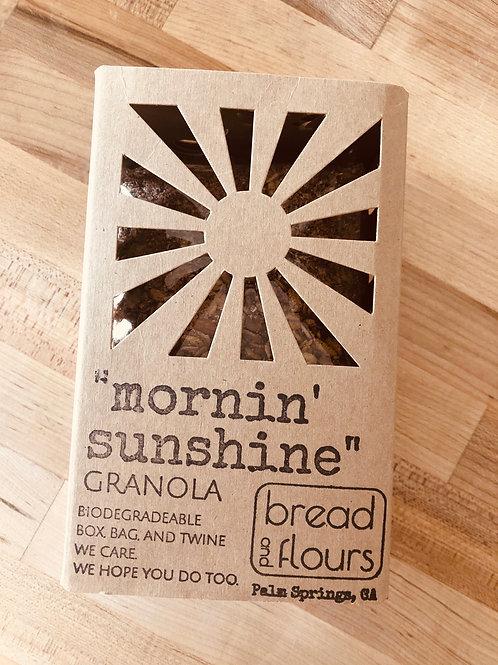 "Bread and Flours - ""Mornin' Sunshine"" Granola"