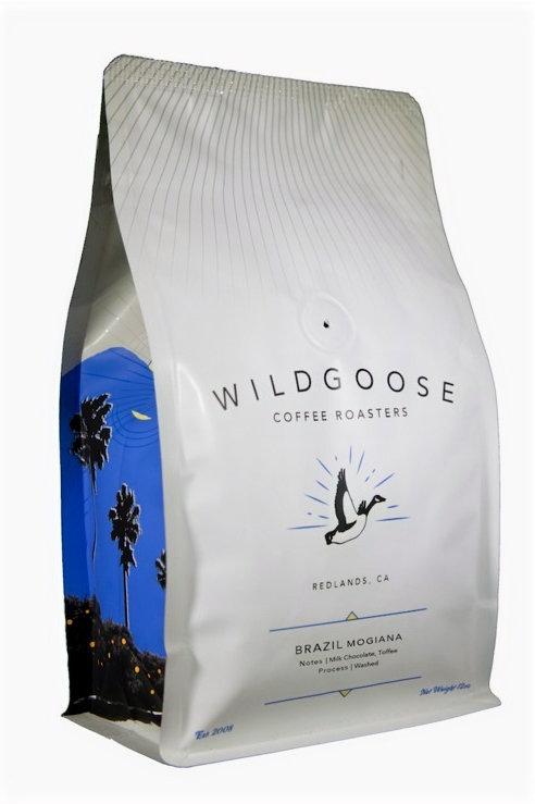 Wild Goose Coffee Roasters - Espresso Mogiana - Brazil Mogiana
