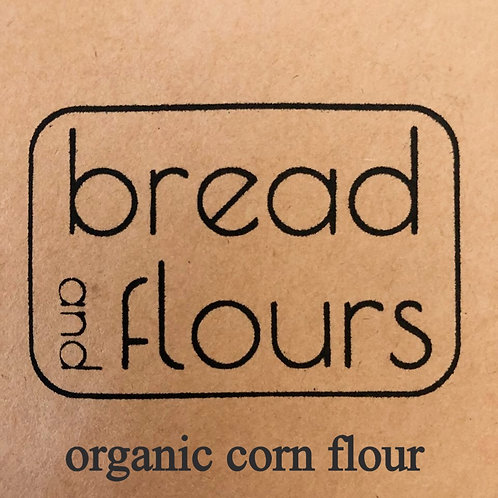 Bread and Flours - Fresh Milled Organic Corn Flour