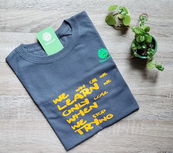 Motivational Growth Mindset T-Shirt