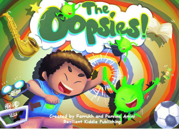 The Oopsies! - Book about the power of mistakes