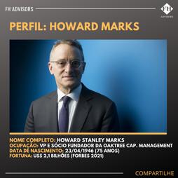 Perfil do Investidor: Howard Marks