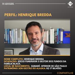 Perfil do Investidor: Henrique Bredda