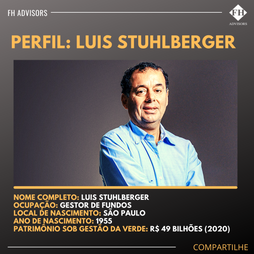Perfil do Investidor: Luis Stuhlberger