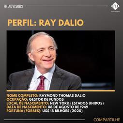 Perfil do Investidor: Ray Dalio